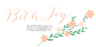 Beth Joy Photography Logo