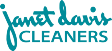 Janet Davis Cleaners Logo