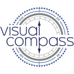 Visual Compass Logo